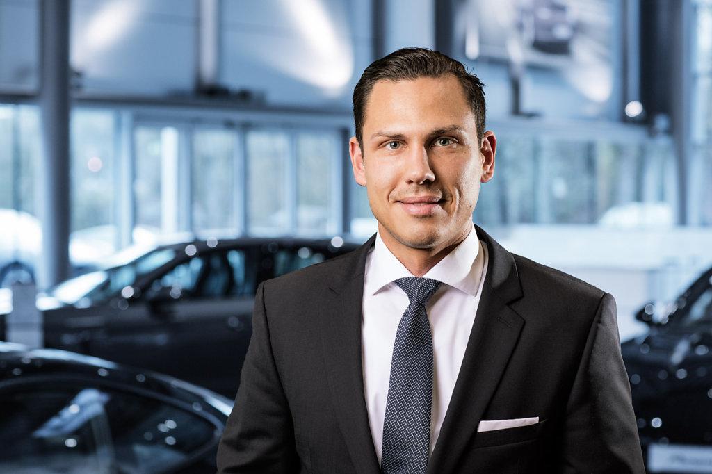 Porsche Mitarbeiterportraits